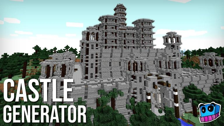 Minecraft Data Pack Castle Generator 1 16 1 12 Ijaminecraft